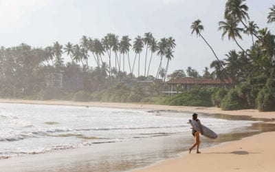 Sri Lanka Surf x Yoga Highlights